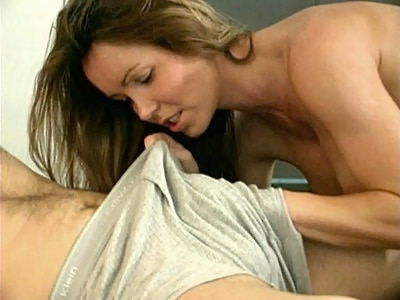 heavy Tit Brunette Cock Riding